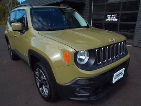 2015 Jeep Renegade for sale at Carena Motors in Twinsburg OH