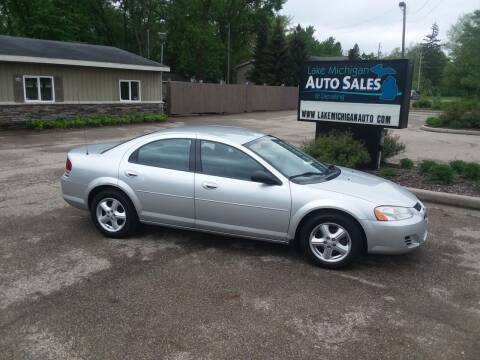 2006 Dodge Stratus for sale at Lake Michigan Auto Sales & Detailing in Allendale MI