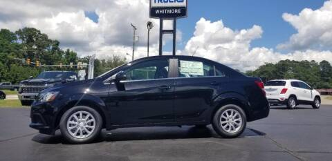 2020 Chevrolet Sonic for sale at Whitmore Chevrolet in West Point VA