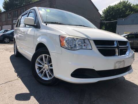 2013 Dodge Grand Caravan for sale at Affordable Cars in Kingston NY