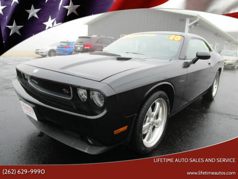 2010 Dodge Challenger for sale at Lifetime Auto Sales and Service in West Bend WI