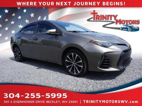 2017 Toyota Corolla for sale at Trinity Motors in Beckley WV