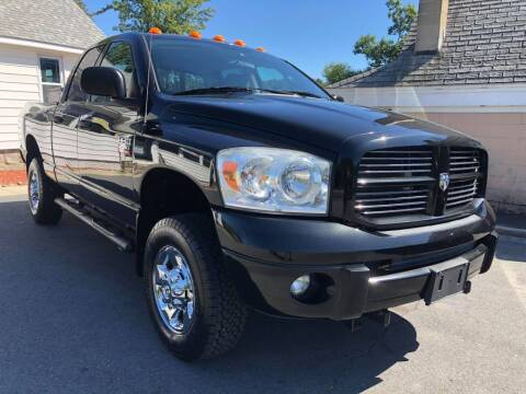 2009 Dodge Ram Pickup 2500 for sale at Dracut's Car Connection in Methuen MA