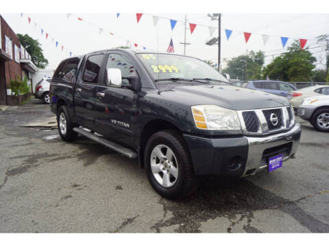 2005 Nissan Titan for sale at MICHAEL ANTHONY AUTO SALES in Plainfield NJ