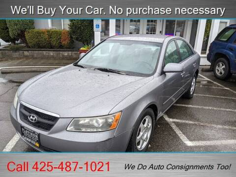 2006 Hyundai Sonata for sale at Platinum Autos in Woodinville WA