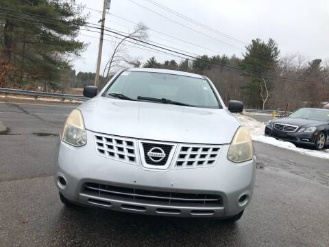 2009 Nissan Rogue for sale at Royal Crest Motors in Haverhill MA