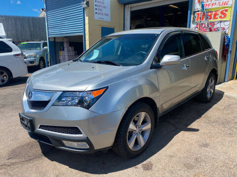 2013 Acura MDX for sale at Polonia Auto Sales and Service in Hyde Park MA