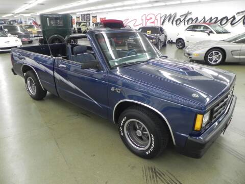 1984 Chevrolet S-10 for sale at 121 Motorsports in Mount Zion IL