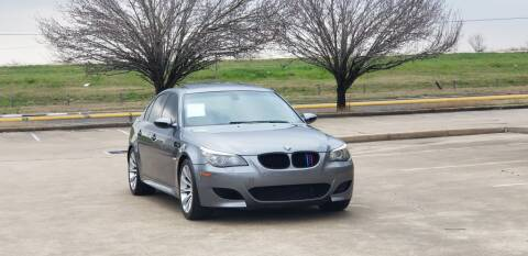 2008 BMW M5 for sale at America's Auto Financial in Houston TX
