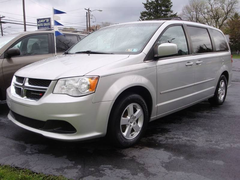 2012 Dodge Grand Caravan for sale at Jay's Auto Sales Inc in Wadsworth OH