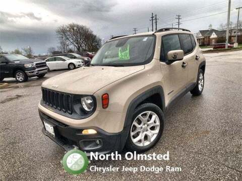 2015 Jeep Renegade for sale at North Olmsted Chrysler Jeep Dodge Ram in North Olmsted OH