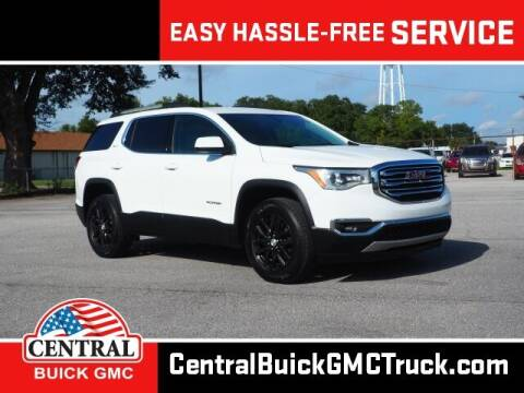 2018 GMC Acadia for sale at Central Buick GMC in Winter Haven FL