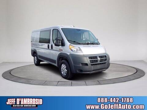 2014 RAM ProMaster Cargo for sale at Jeff D'Ambrosio Auto Group in Downingtown PA