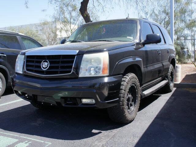 2003 Cadillac Escalade for sale at CarFinancer.com in Peoria AZ