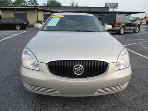 2007 Buick Lucerne for sale at Maluda Auto Sales in Valdosta GA