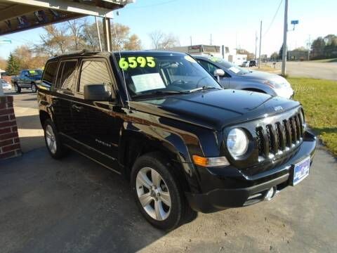 2012 Jeep Patriot for sale at DISCOVER AUTO SALES in Racine WI