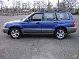 2003 Subaru Forester for sale at CAR  HEADQUARTERS in New Windsor NY