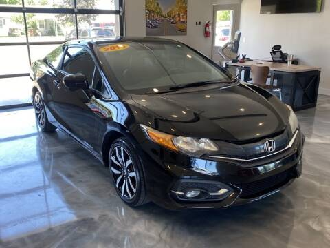 2014 Honda Civic for sale at Crossroads Car & Truck in Milford OH