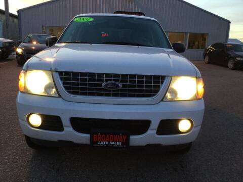 2004 Ford Explorer for sale at Broadway Auto Sales in South Sioux City NE