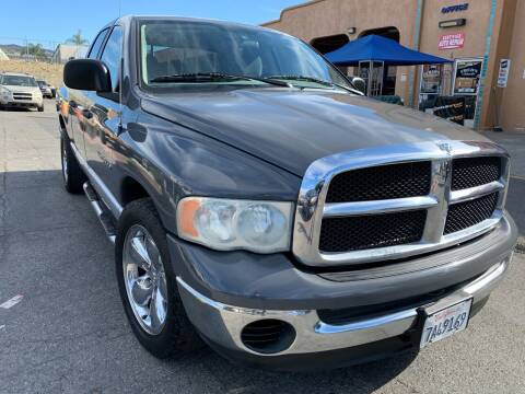 2003 Dodge Ram Pickup 1500 for sale at North County Auto in Oceanside CA