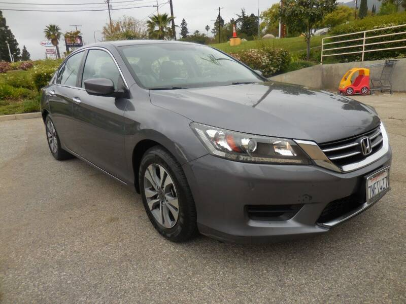 2015 Honda Accord for sale at ARAX AUTO SALES in Tujunga CA