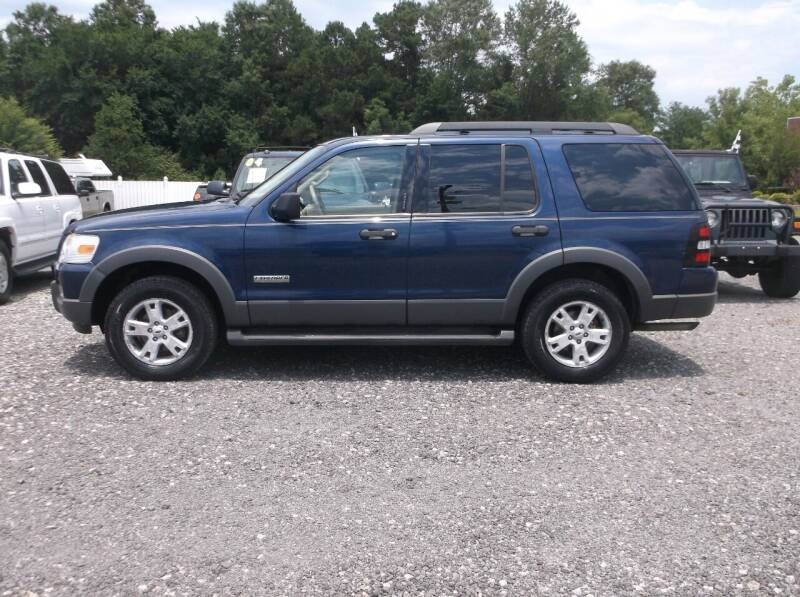 2006 Ford Explorer for sale at Car Check Auto Sales in Conway SC