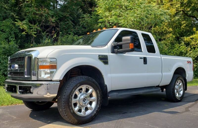 2008 Ford F-250 Super Duty for sale at The Motor Collection in Columbus OH