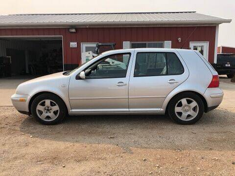 2002 Volkswagen Golf for sale at TnT Auto Plex in Platte SD