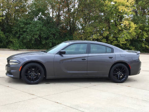 2018 Dodge Charger for sale at LANDMARK OF TAYLORVILLE in Taylorville IL