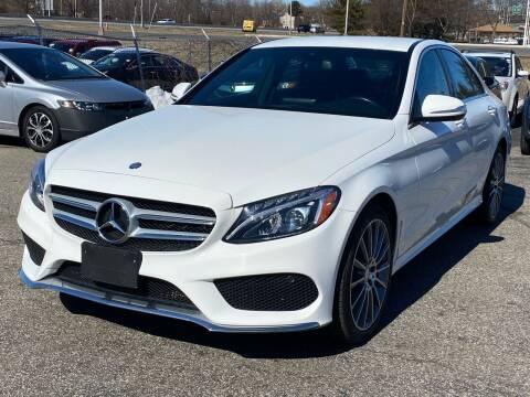 2015 Mercedes-Benz C-Class for sale at MAGIC AUTO SALES - Magic Auto Prestige in South Hackensack NJ