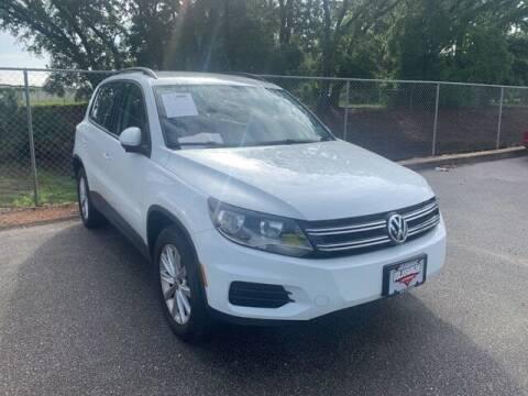 2018 Volkswagen Tiguan Limited for sale at Allen Turner Hyundai in Pensacola FL
