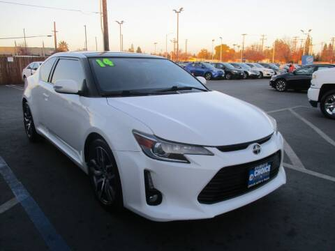2014 Scion tC for sale at Choice Auto & Truck in Sacramento CA