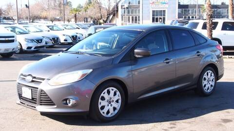 2012 Ford Focus for sale at Okaidi Auto Sales in Sacramento CA