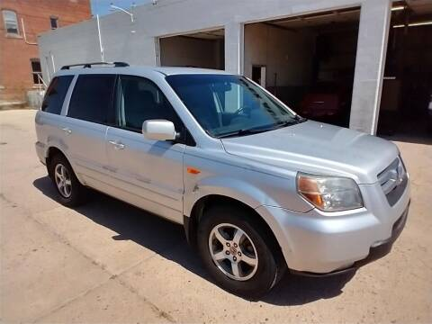 2008 Honda Pilot for sale at Apex Auto Sales in Coldwater KS