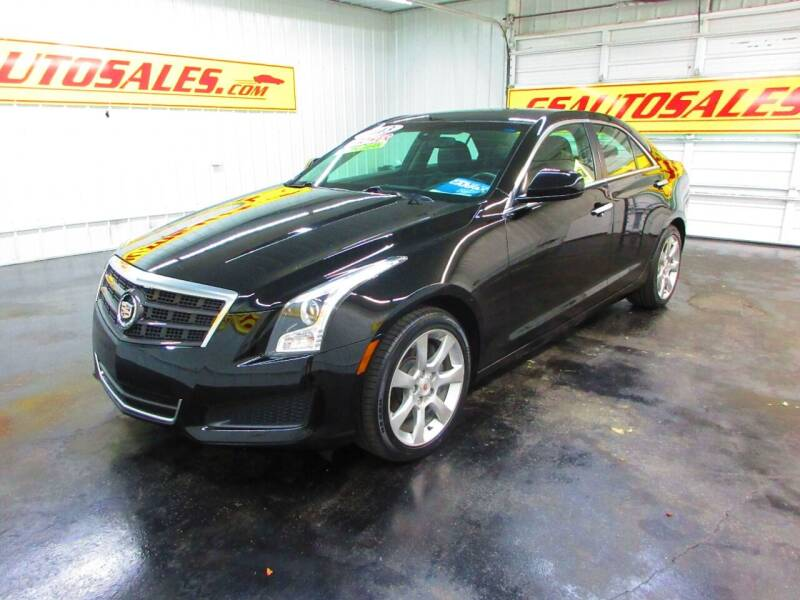 2013 Cadillac ATS for sale in Ardmore, TN