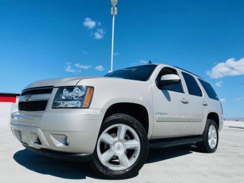 2008 Chevrolet Tahoe for sale at Wholesale Auto Plaza Inc. in San Jose CA