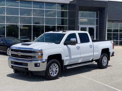 2018 Chevrolet Silverado 3500HD for sale at Coast to Coast Imports in Fishers IN