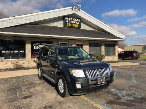 2008 Mercury Mariner for sale at Imlay City Auto Sales LLC. in Imlay City MI
