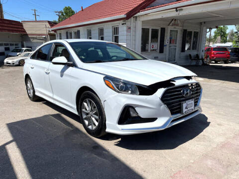 2018 Hyundai Sonata for sale at ELITE MOTOR CARS OF MIAMI in Miami FL