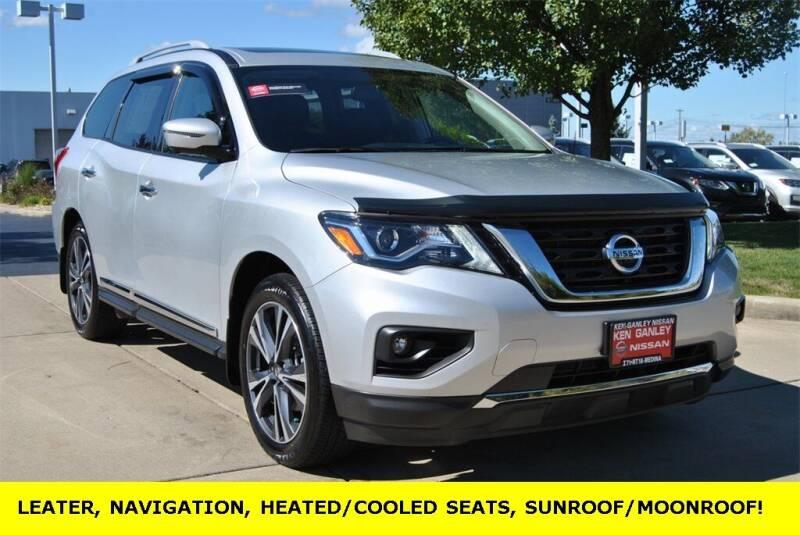 2019 Nissan Pathfinder for sale at Ken Ganley Nissan in Medina OH
