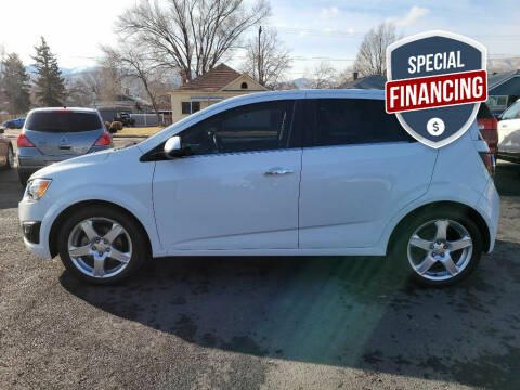 2013 Chevrolet Sonic for sale at Truck 'N Auto Brokers in Pocatello ID