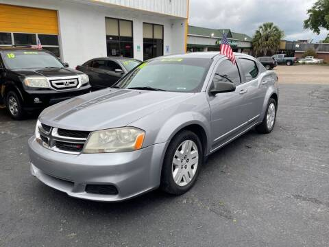 2014 Dodge Avenger for sale at The Strong St. Moses Auto Sales LLC in Tallahassee FL