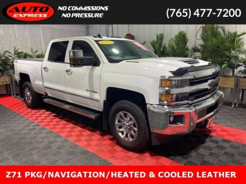 2019 Chevrolet Silverado 3500HD for sale at Auto Express in Lafayette IN