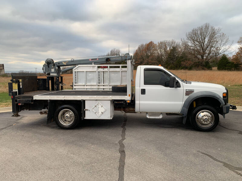 2010 Ford F-550 Super Duty for sale at V Automotive in Harrison AR