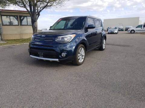 2018 Kia Soul for sale at Revolution Auto Group in Idaho Falls ID