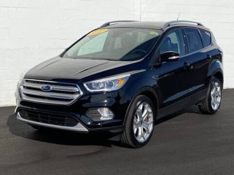 2018 Ford Escape for sale at TEAM ONE CHEVROLET BUICK GMC in Charlotte MI