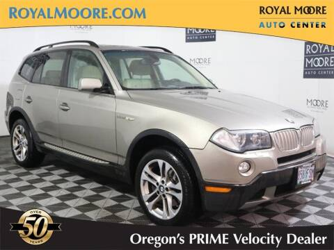 2008 BMW X3 for sale at Royal Moore Custom Finance in Hillsboro OR