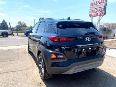 2020 Hyundai Kona for sale at ELITE MOTOR CARS OF MIAMI in Miami FL