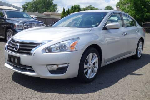 2013 Nissan Altima for sale at Olger Motors, Inc. in Woodbridge NJ