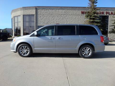 2016 Dodge Grand Caravan for sale at Elite Motors in Fargo ND